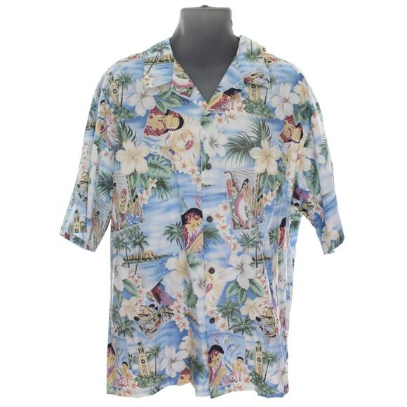 c46dc02b7 RJC Ltd. Shirts   Vtg Rjc Hawaiian Shirt   Poshmark